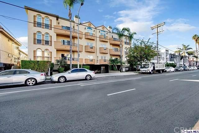 5703 Laurel Canyon Boulevard #306, Valley Village, CA 91607 (#320004620) :: Randy Plaice and Associates