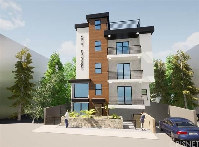 4908 Tujunga Avenue, North Hollywood, CA 91601 (#SR21006681) :: TruLine Realty