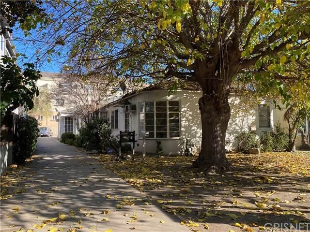4908 Tujunga Avenue, North Hollywood, CA 91601 (#SR21006682) :: TruLine Realty