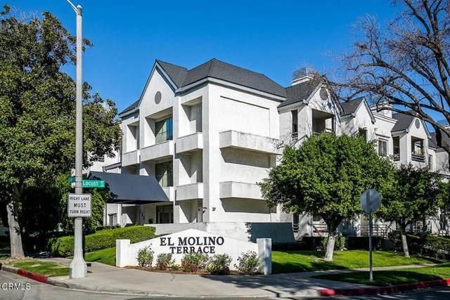 300 N El Molino Avenue #204, Pasadena, CA 91101 (#P1-2915) :: The Parsons Team