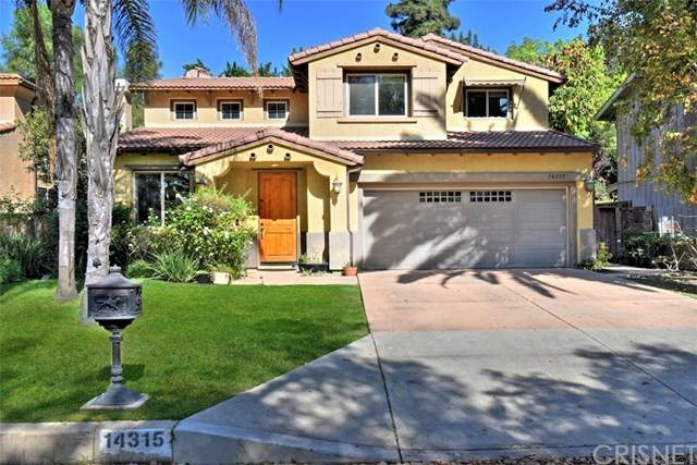 14315 Hortense Street, Sherman Oaks, CA 91423 (#SR21009758) :: The Parsons Team