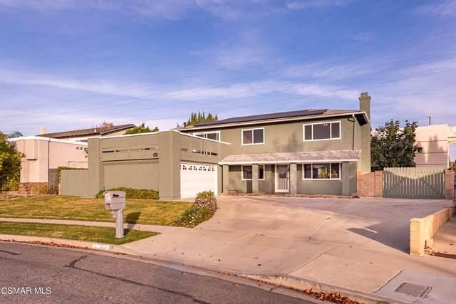 1652 Eagle Peak Avenue, Simi Valley, CA 93063 (#221000232) :: TruLine Realty