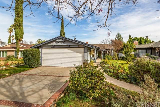 4824 Mary Ellen Avenue, Sherman Oaks, CA 91423 (#SR21007001) :: The Parsons Team