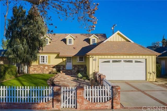 6660 Sausalito Avenue, West Hills, CA 91307 (#SR21007100) :: Randy Plaice and Associates