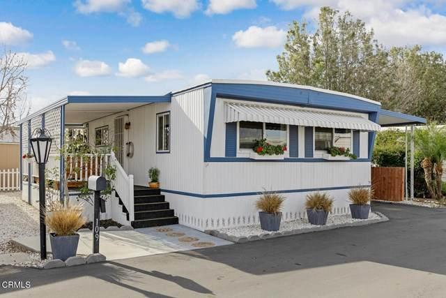 4388 Central Avenue #109, Camarillo, CA 93010 (#V1-3420) :: The Grillo Group