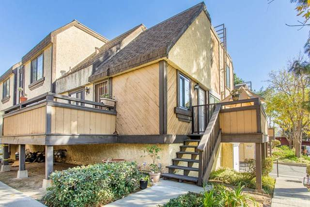 11300 Foothill Boulevard #12, Lakeview Terrace, CA 91342 (#SR21007495) :: HomeBased Realty
