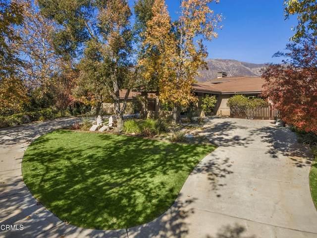 400 Buckboard Lane, Ojai, CA 93023 (#V1-3424) :: Lydia Gable Realty Group