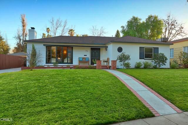 542 Eldora Road, Pasadena, CA 91104 (#P1-2920) :: The Parsons Team