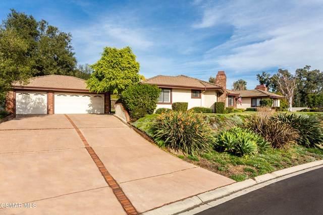 4075 Churchill Drive, Newbury Park, CA 91320 (#221000243) :: TruLine Realty