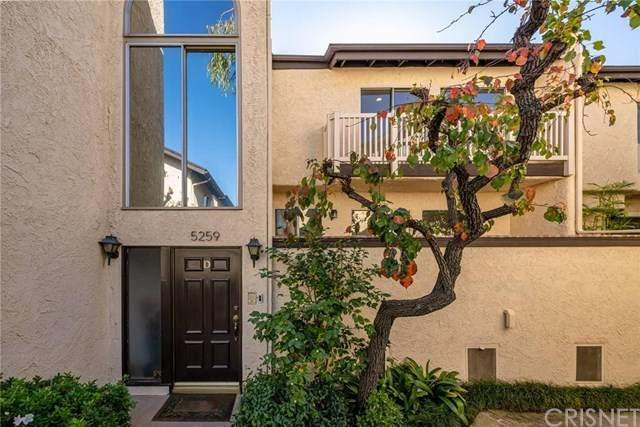 5259 Coldwater Canyon Avenue D, Sherman Oaks, CA 91401 (#SR21010325) :: Randy Plaice and Associates