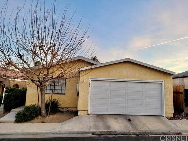 2316 E Valley Vi, Rosamond, CA 93560 (#SR21010507) :: The Parsons Team