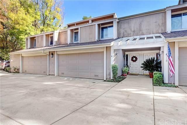 18170 Andrea Circle S #2, Northridge, CA 91325 (#SR21007946) :: The Parsons Team