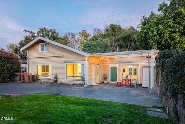 1024 Meridian Avenue, South Pasadena, CA 91030 (#P1-2935) :: The Parsons Team