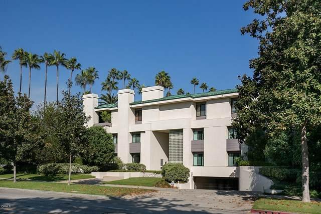 300 S Orange Grove Boulevard #4, Pasadena, CA 91105 (#P1-2939) :: The Parsons Team