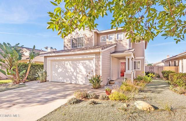 1753 Chaps Court, Simi Valley, CA 93063 (#221000266) :: The Grillo Group