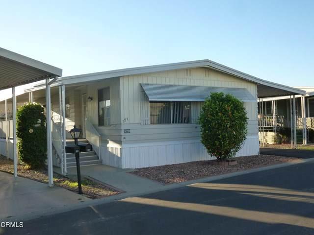 151 Geranium Way #151, Ventura, CA 93004 (#V1-3448) :: The Grillo Group