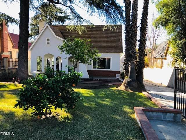 302 W Palm Street, Altadena, CA 91001 (#P1-2948) :: The Parsons Team