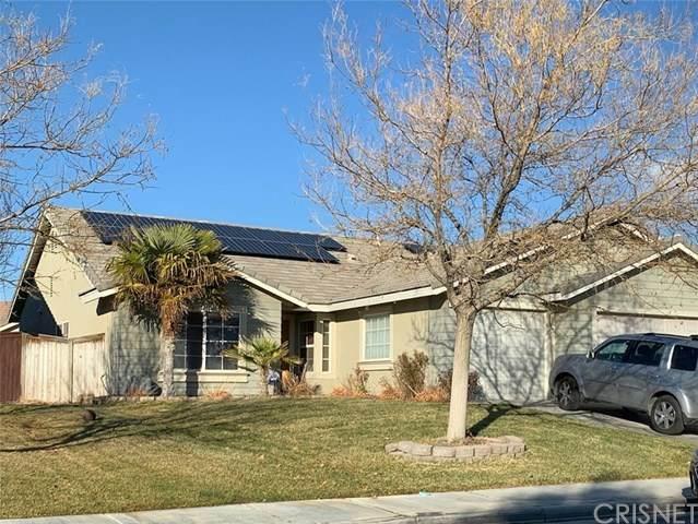 3367 Whisper Sands Avenue, Rosamond, CA 93560 (#SR21011449) :: The Grillo Group