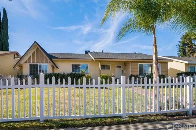 6927 Fallbrook Avenue, West Hills, CA 91307 (#SR21009926) :: The Grillo Group