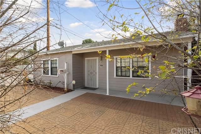 7856 Apperson Street, Sunland, CA 91040 (#SR21009483) :: TruLine Realty
