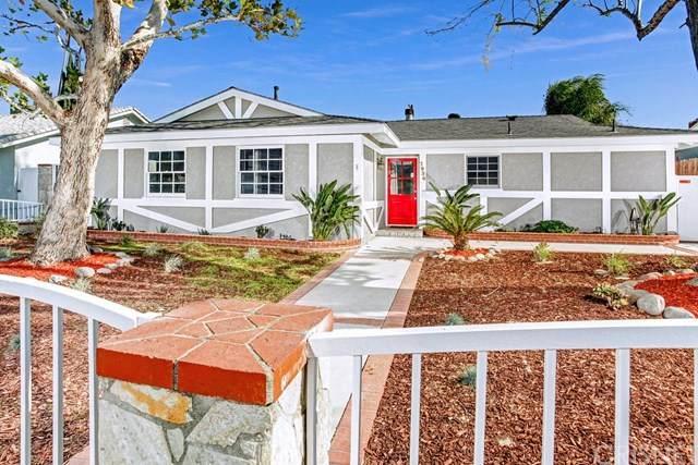 7936 Fallbrook Avenue, West Hills, CA 91304 (#SR21001376) :: TruLine Realty