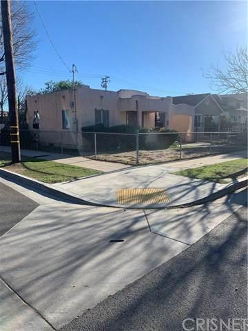 232 N Alexander Street, San Fernando, CA 91340 (#SR21011507) :: TruLine Realty