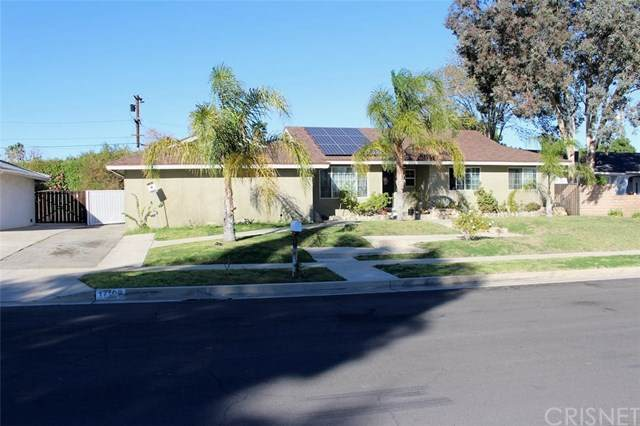 17109 Stare Street, Northridge, CA 91325 (#SR21011562) :: The Parsons Team