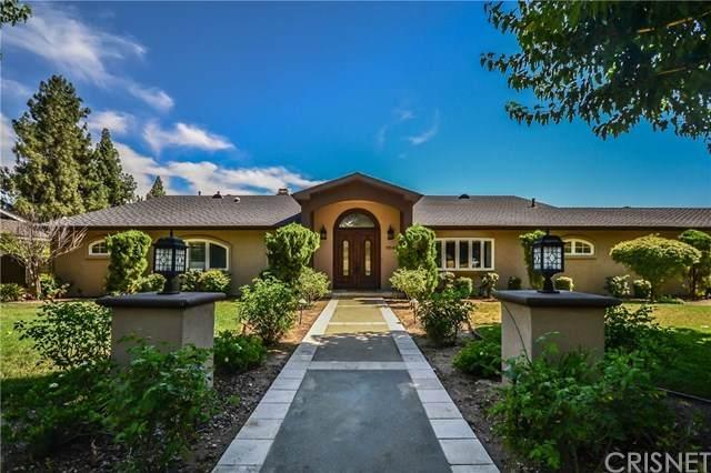 19514 Romar Street, Northridge, CA 91324 (#SR21011872) :: Harcourts Bella Vista Realty