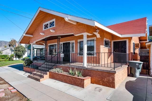 234 Chester Street, Glendale, CA 91203 (#P1-2958) :: Randy Plaice and Associates