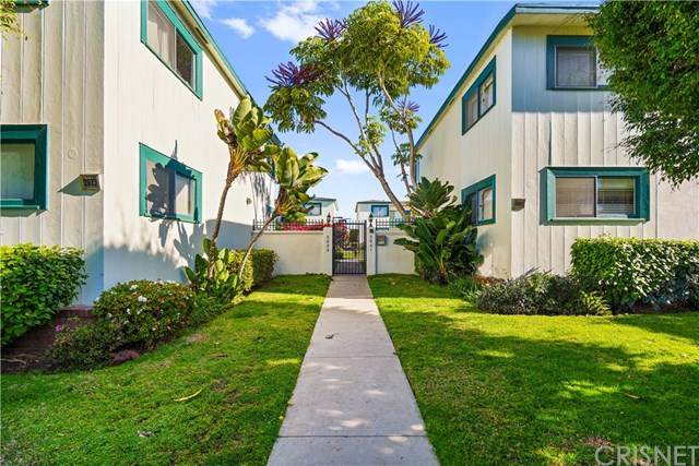 2033 Euclid Street #14, Santa Monica, CA 90405 (#SR21010797) :: TruLine Realty
