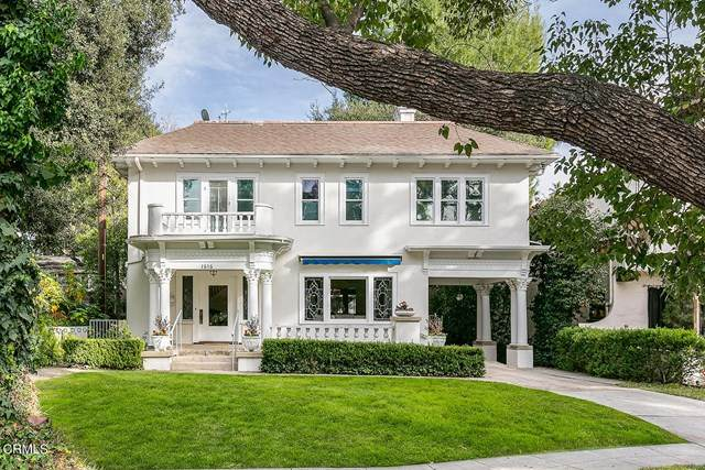 1616 Bushnell Avenue, South Pasadena, CA 91030 (#P1-2961) :: The Parsons Team