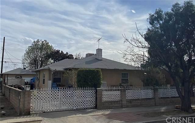 13156 Daventry Street, Pacoima, CA 91331 (#SR21012182) :: TruLine Realty