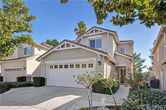 25546 Fitzgerald Avenue, Stevenson Ranch, CA 91381 (#SR21011521) :: Randy Plaice and Associates