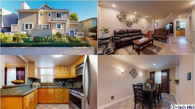 520 E Cedar Avenue #2, Burbank, CA 91501 (#320004657) :: The Parsons Team