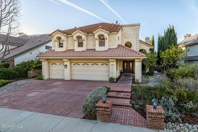 6023 Rainbow Hill Road, Agoura Hills, CA 91301 (#221000291) :: Lydia Gable Realty Group