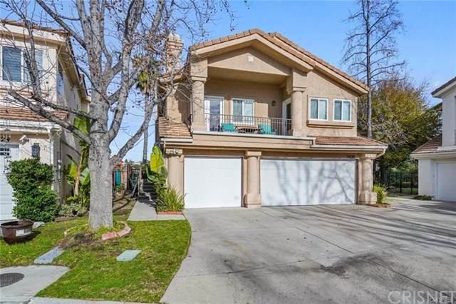 3420 Stoneridge Court, Calabasas, CA 91302 (#SR21013008) :: Harcourts Bella Vista Realty