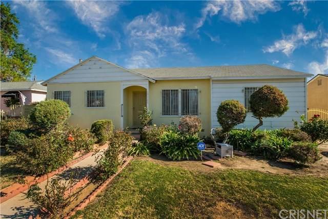 10422 Woodley Avenue, Granada Hills, CA 91344 (#SR21013086) :: Randy Plaice and Associates