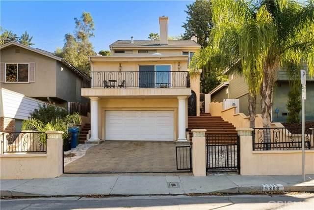 5208 Don Pio Drive, Woodland Hills, CA 91364 (#SR21013432) :: Randy Plaice and Associates