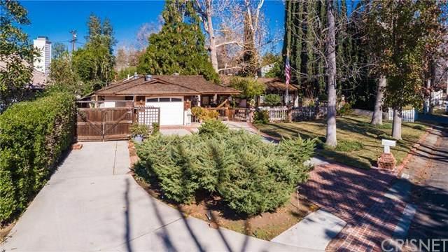 23121 Ostronic Drive, Woodland Hills, CA 91367 (#SR21013578) :: Randy Plaice and Associates