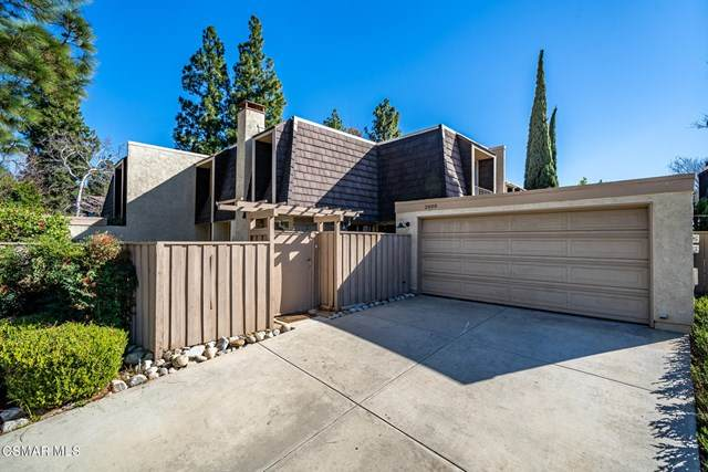 2988 Dogwood Circle, Thousand Oaks, CA 91360 (#221000307) :: Berkshire Hathaway HomeServices California Properties