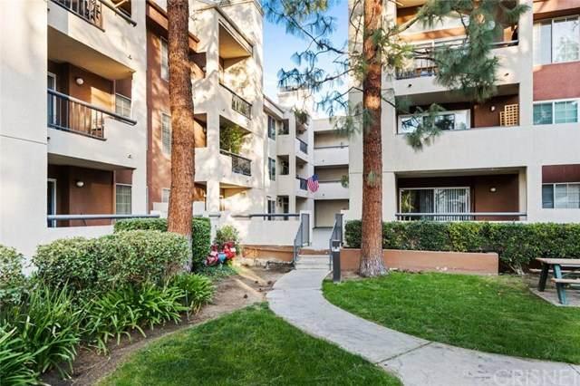 21400 Burbank Boulevard #305, Woodland Hills, CA 91367 (#SR21013606) :: Randy Plaice and Associates