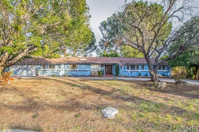 9726 Calvin Avenue, Northridge, CA 91324 (#SR21013054) :: Randy Plaice and Associates