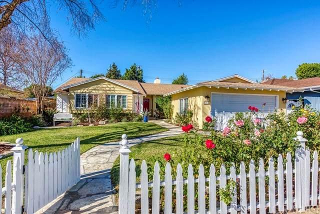 9307 Gerald Avenue, Northridge, CA 91343 (#SR21009710) :: Harcourts Bella Vista Realty