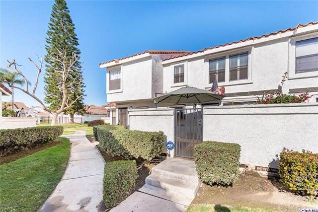 9715 Alburtis Avenue #114, Santa Fe Springs, CA 90670 (#320004710) :: The Parsons Team