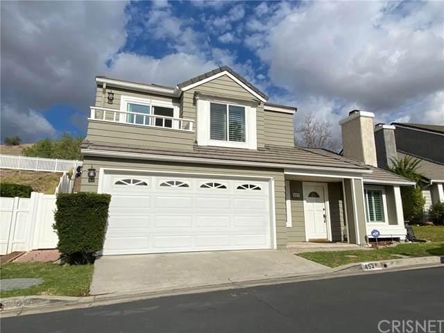 453 Algonquin Drive, Simi Valley, CA 93065 (#SR21014299) :: Berkshire Hathaway HomeServices California Properties
