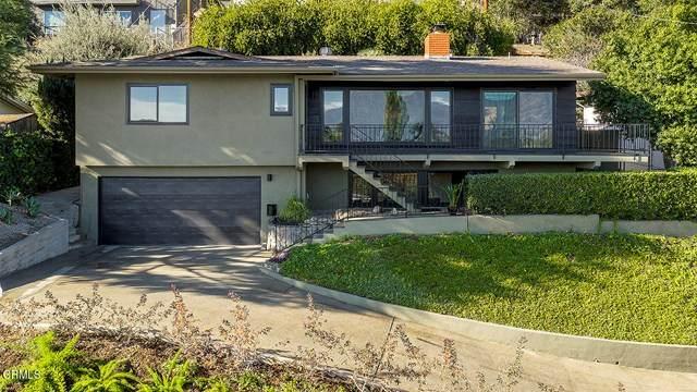 295 Malcolm Drive, Pasadena, CA 91105 (#P1-3021) :: The Parsons Team