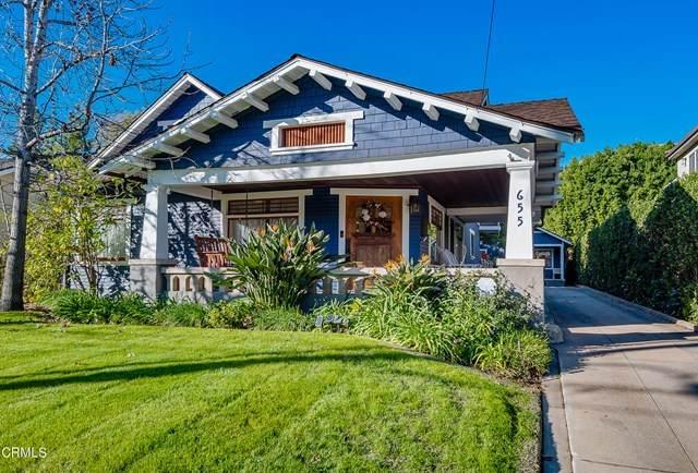 651 S Mentor Avenue, Pasadena, CA 91106 (#P1-3023) :: The Parsons Team
