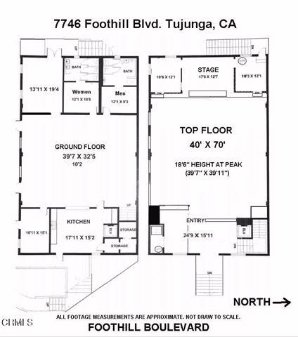 7746 Foothill Boulevard, Los Angeles, CA 91042 (#P1-3029) :: TruLine Realty