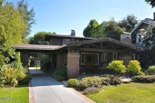 2039 Edgewood Drive, South Pasadena, CA 91030 (#P1-3036) :: The Suarez Team