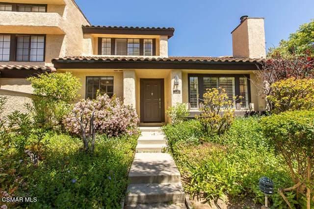 1233 Monte Sereno Drive, Thousand Oaks, CA 91360 (#221000370) :: Berkshire Hathaway HomeServices California Properties
